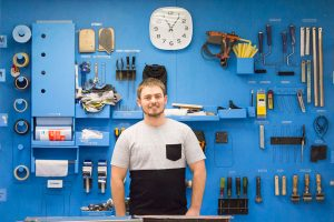 Composites apprentice Jay Evan Paskell a succes story for NZMAC ITO