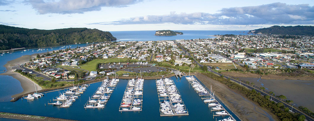 whangamata marina operations